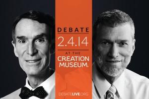 Ken Ham vs. Bill Nye Debate @ Creation Museum - Online Debate