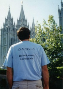 Christianity Re-Defined by Mormonism - Mark Champneys @ Atonement Free Lutheran Church | Arlington | Washington | United States