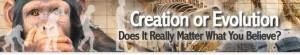 Creation or Evolution: Who Cares? - Paul F. Taylor @ Calvary Chapel Eastside | Bellevue | Washington | United States