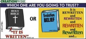 Creation and Evolution: Faith, Facts and Fantasies – Dr. Tas Walker (AFSC) @ First Baptist Church of Arlington | Arlington | Washington | United States