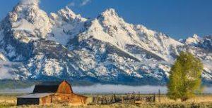 Interpreting the Geology of Grand Teton National Park - Dr. Keith Swenson @ Atonement Free Lutheran Church | Arlington | Washington | United States