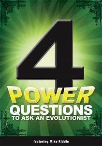 Four Power Questions To Ask An Evolutionist - Mike Riddle @ Summit Park Bible Church | Anacortes | Washington | United States